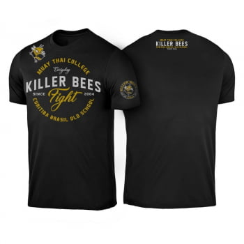 CAMISETA KILLER BEES OLD SCHOOL